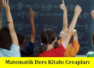 6. Sınıf Öğün Yayınları Matematik Ders Kitabı Cevapları