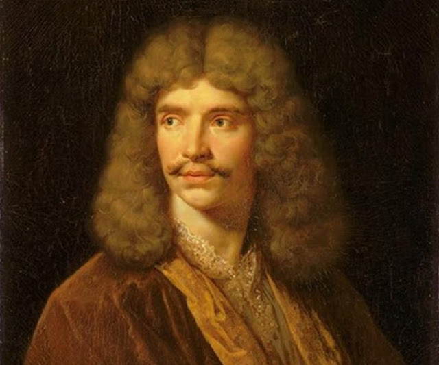 Google Celebrating Molière LifeStory French playwright, Jean-Baptiste Poquelin, Biography