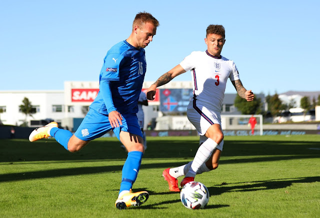 أيسلندا ضد إنجلترا