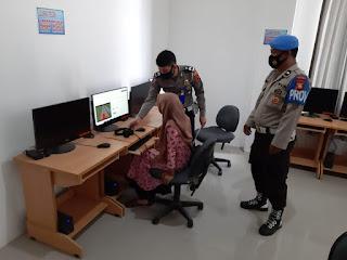 Unit Regident Polres Bone Tingkatkan Pelayanan Prima Bagi Pemohon SIM