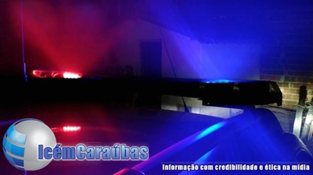 Foragido da Justiça morre em confronto com a Polícia Militar em Umarizal, RN