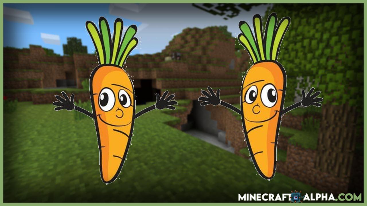 Minecraft The Veggie Way Mod 1.17.1