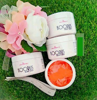 KOORUS BODY SALT BY MOLLYS BEAUTY