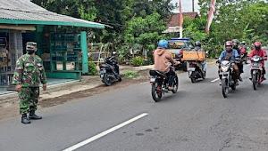 Kembali Turun Ke Jalan, TNI Polri Tak Bosan Ingatkan Masyarakat Jangan Kendor Lawan Covid