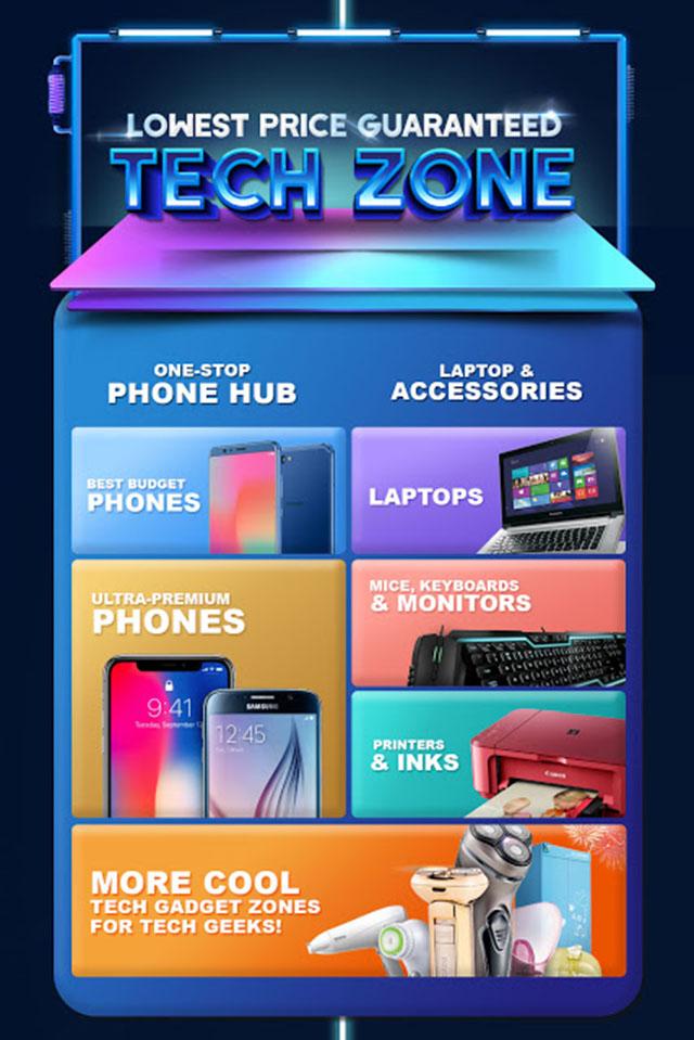 shopee, potongan harga, ekspo elektronik, julai, sales shopee, online shopping,