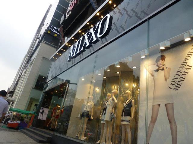 Où faire du shopping à Séoul