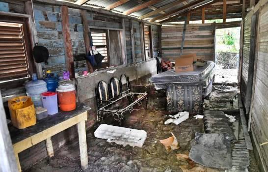 LAS MATAS DE FARFAN: Riadas provocan graves daños en zonas