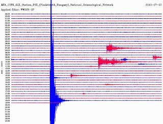 Földrengés Magyarországon (2013.júl.2.)