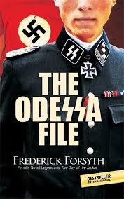 The Odessa File by Frederick Forsyth Streaming Audiobook