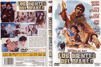 Carátula dvd: Los dientes del diablo (1960) (The Savage Innocents)