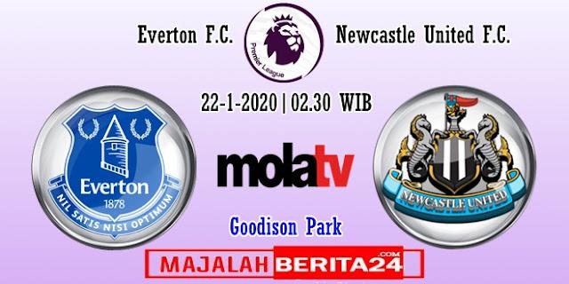 Prediksi Everton vs Newcastle United — 22 Januari 2020
