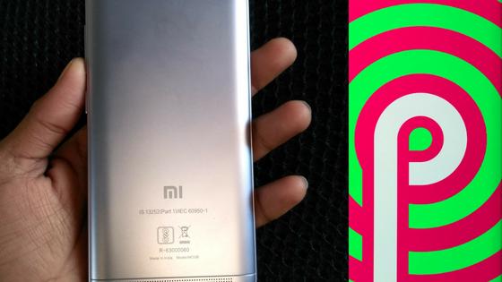 Download Android Pie Xiaomi Redmi 5A