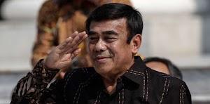 Haris Rusly Moti Dapat Bocoran 5 Menteri Ini Akan Dipecat