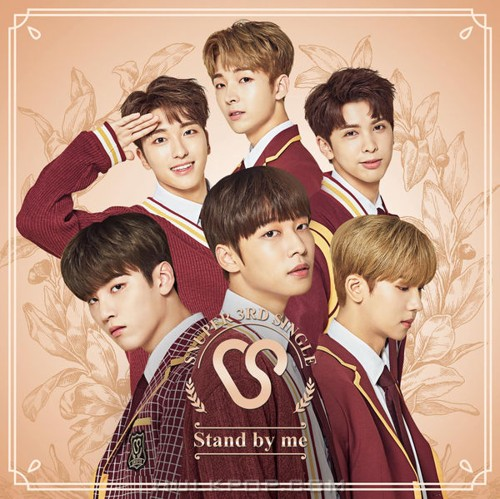 SNUPER – Stand By Me – Single