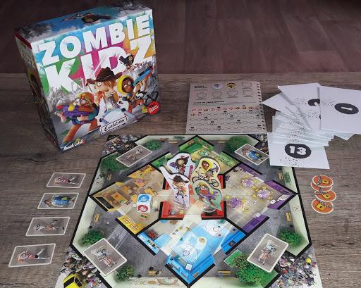 avis tests règle jeu zombie kidz evolution