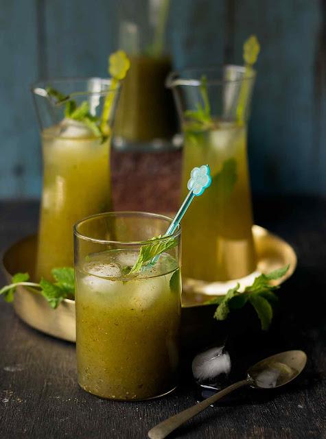 Aam panna recipe-आम पन्ना बनाने की विधि