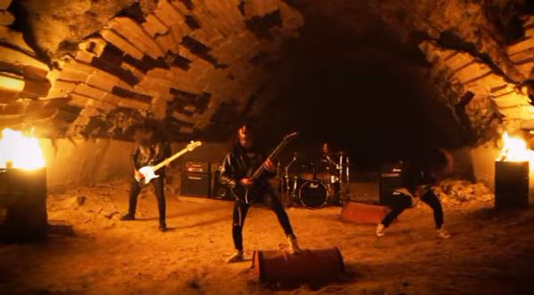"AMKEN: Δείτε το νέο τους video για το κομμάτι ""Soul's Crypt"" απο το επερχόμενο album"
