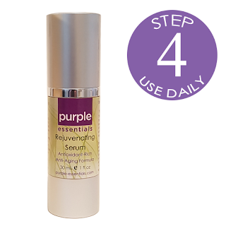 Purple Essentials' All Natural Rejuvenating Serum