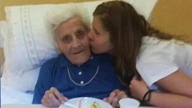 101-летняя итальянка трижды переболела коронавирусом