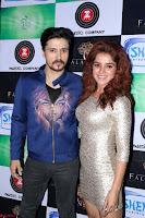 Pia Bajpai and Darshan Kummar Launching the Music of movie Mirza Juuliet 020.JPG