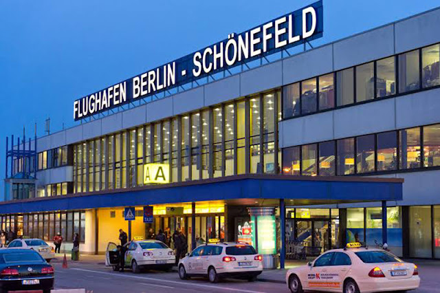 Aeroporto Schoenefeld em Berlim