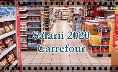 salarii Carrefour 2020 pareri forumuri comentarii si opinii