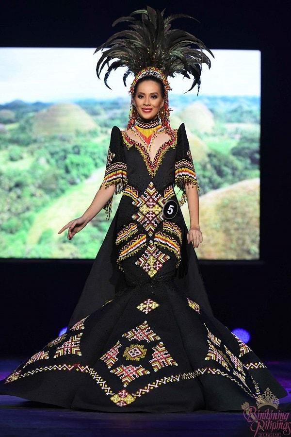 2018 Binibining Pilipinas National Costumes Gallery