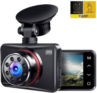 Ainhyzic ADC100 FHD Car Camera