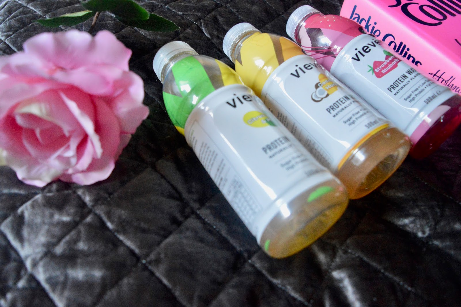vieve protein water review