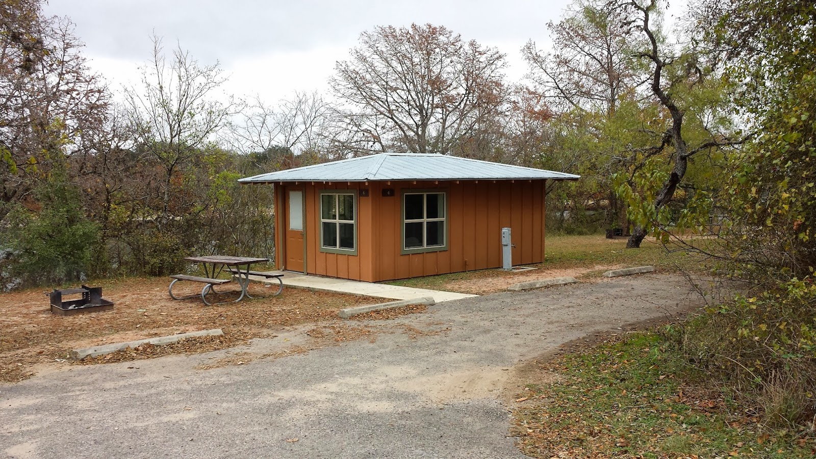 Tech Nically Homeless Campground Review Kerrville