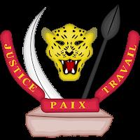 Logo Gambar Lambang Simbol Negara RD Kongo PNG JPG ukuran 200 px