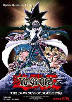 Download FIlm Yu-Gi-Oh!: The Dark Side of Dimensions (2016) Subtitle Indonesia