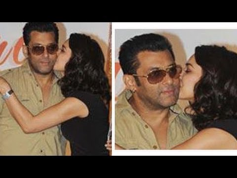 Salman Khan In Golden Frame Brown Lens Sunglasses Ray Ban