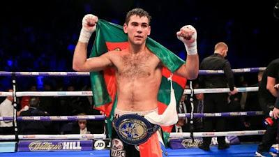 Sergio garcía campeon europa boxeo