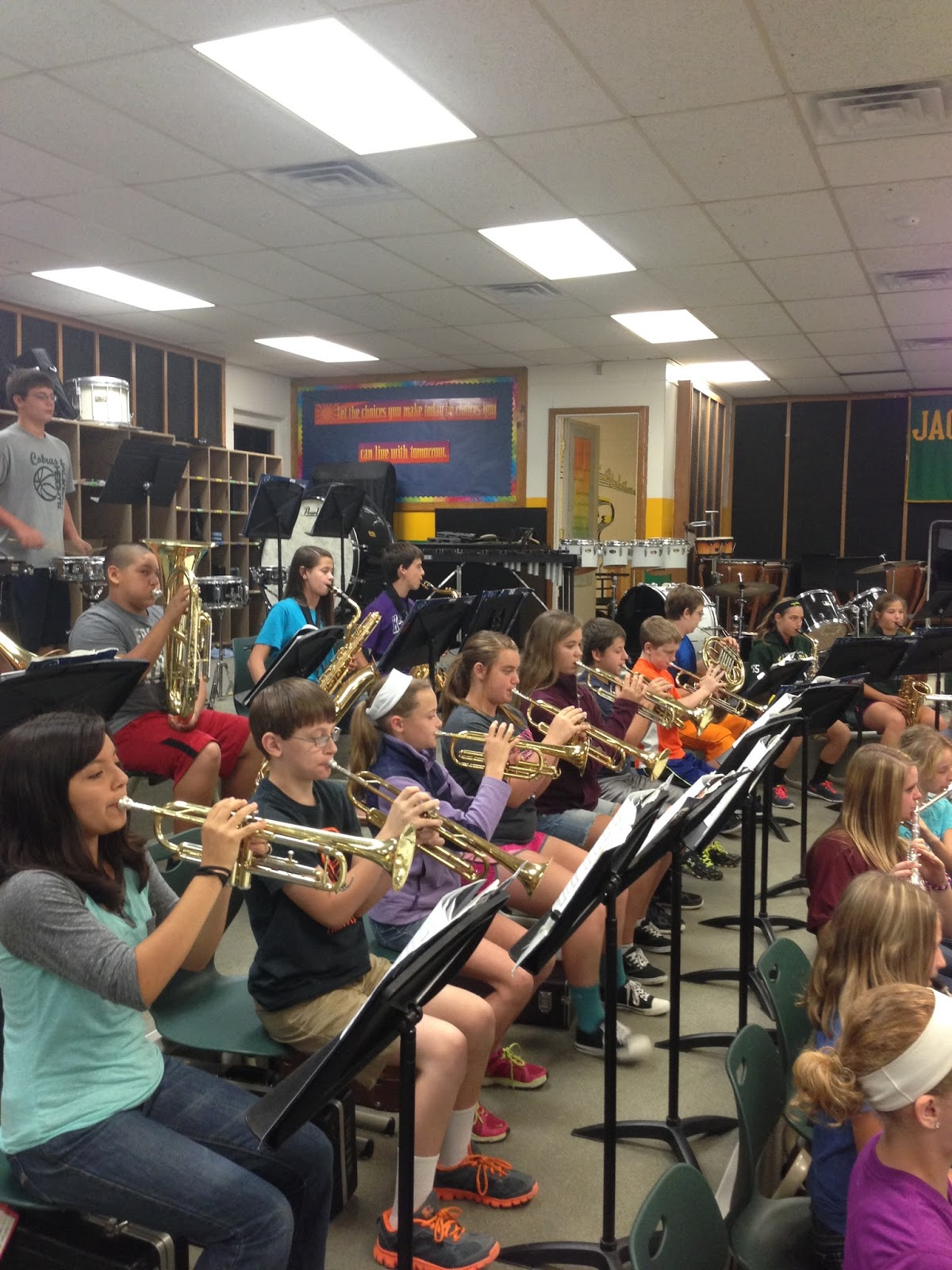 Jackson Heights Band Blog Middle School Band