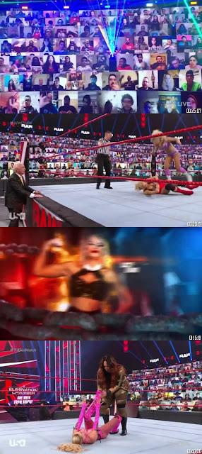 Download WWE Monday Night Raw 300MB HDRip 8th January 2021 || MoviesBaba 1
