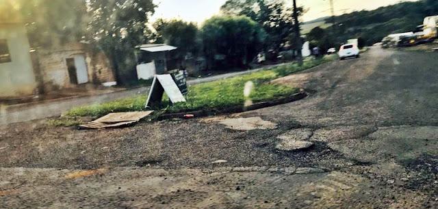 Roncador: Seriam os buracos nas ruas o motivo de tanto gasto com peças para veículos?