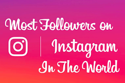 Most Followed Instagram Users