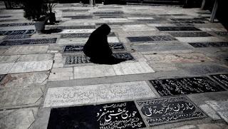Iran Bangun Kuburan Massal untuk Korban Virus Corona
