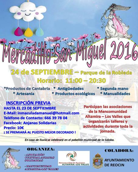 Mercadillo San Miguel 2016