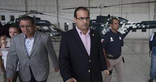 Javier Duarte Exgobernador de Veracruz
