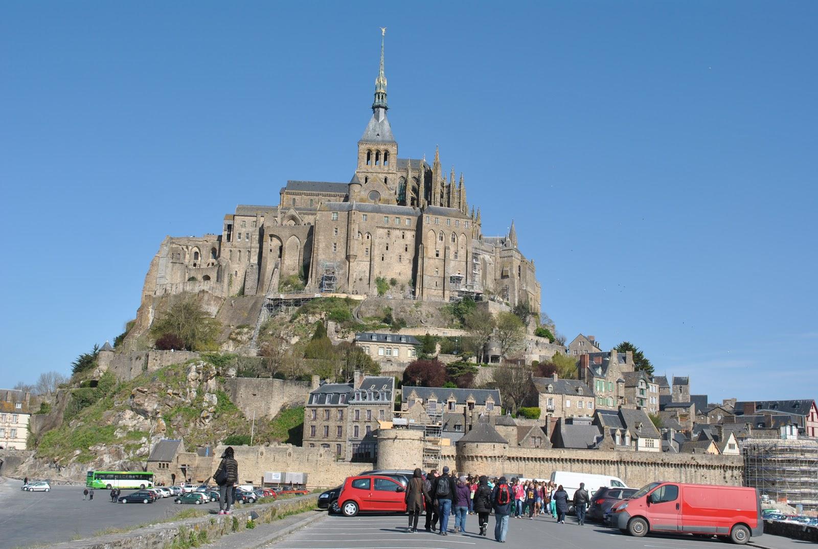 Mrupupup S Blog Travels Mount Saint Michel France