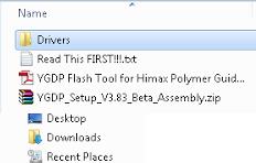 Cara Mudah Flash Ulang Himax Polymer X Via Flashtool