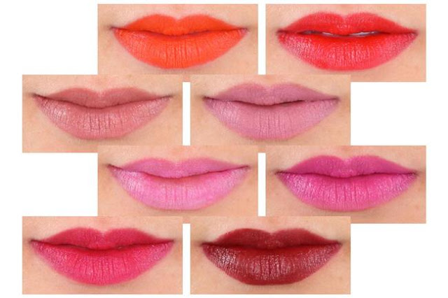 Latest Lipstick Shades