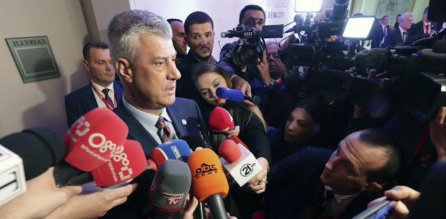 Χασίμ Θάτσι: Το «ερπετό» του UCK που έγινε πρόεδρος του Κοσόβου