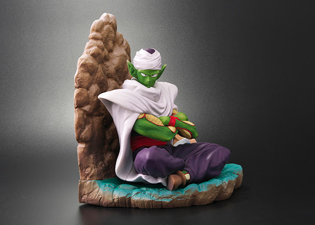 Piccolo & Son Gohan Standard Color / Special Color Dragon Ball Arise de Dragon Ball Z, PLEX.