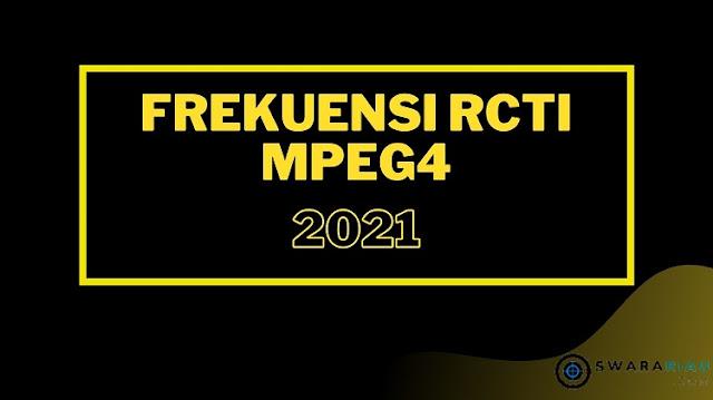Frekuensi RCTI MPEG4