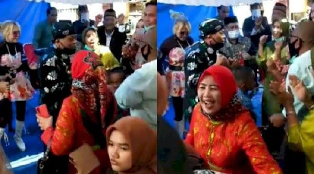 Asyiknya Bupati Donggala Joget di Pernikahan: Jangan Dilarang! Untuk Naikkan Imun