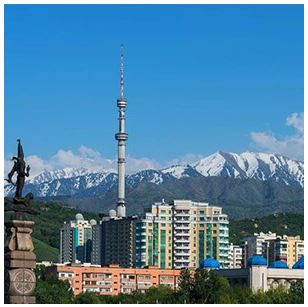 Study in Kazakhstan