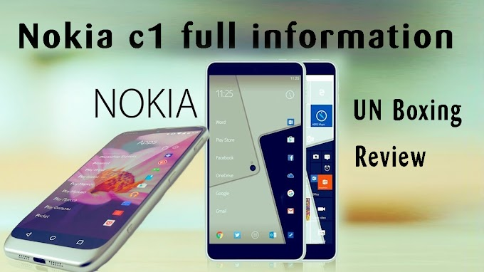 Nokia C1 full information speculations review by Kannada :technobos.com
